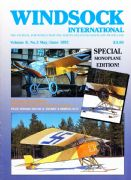 WINDSOCK International Vol.8,No.3-SPECIAL MONOPLANE EDITION!
